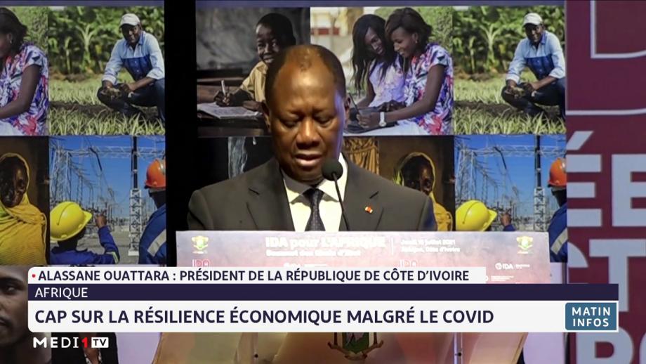 Afrique: cap sur la résilience économique malgré le Covid
