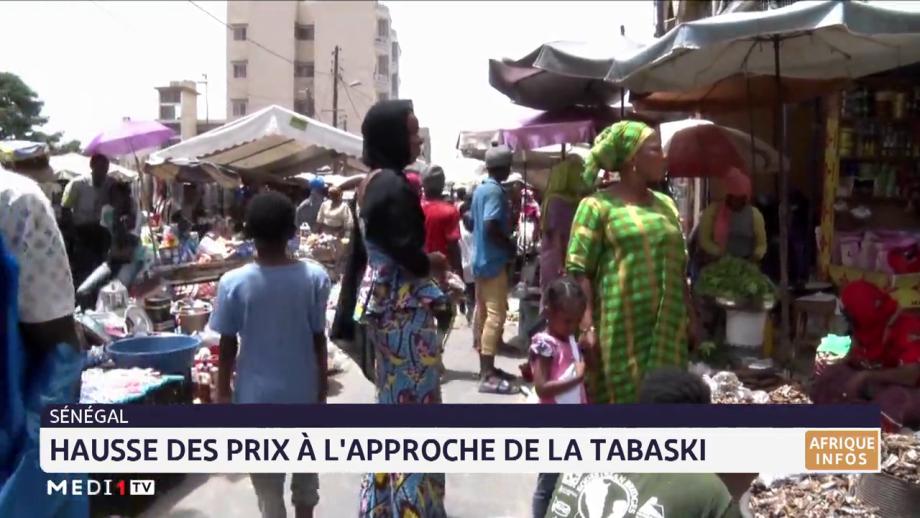 Sénégal: hausse des prix à l'approche de la Tabaski