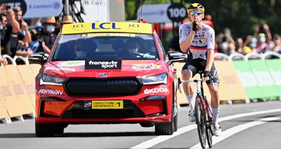 Tour de France: Matej Mohoric s'offre la 19e étape