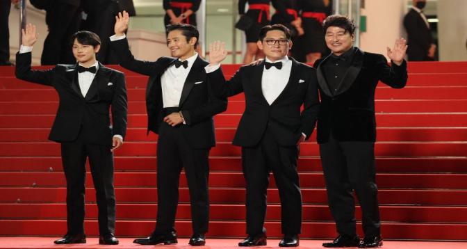 Alerte au virus: un film catastrophe sud-coréen fait trembler Cannes