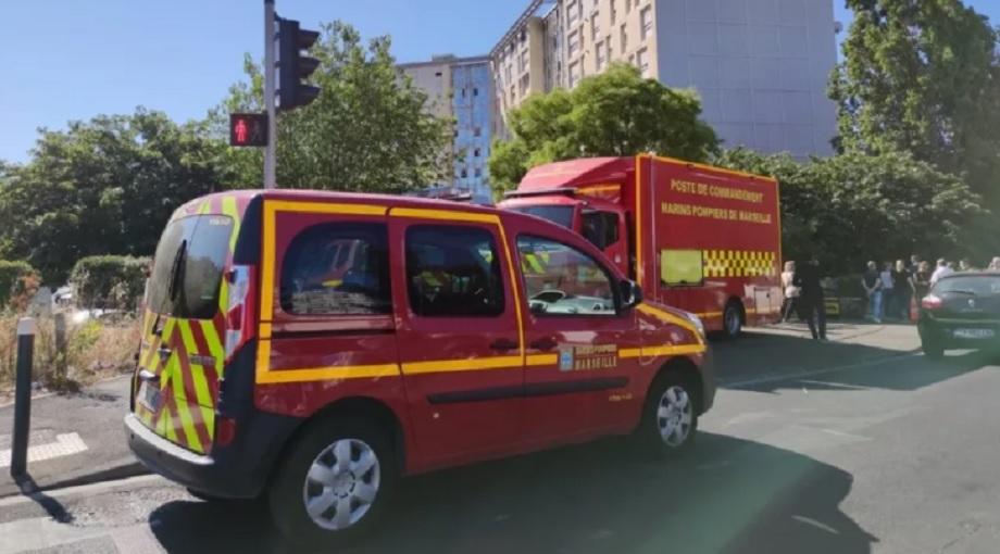 France: au moins 3 morts dans l'incendie d'un immeuble à Marseille