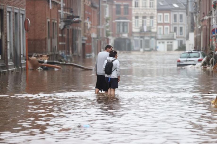 """Inondations en Belgique: le parquet de Liège ouvre une enquête pour """"homicides involontaires"""""""