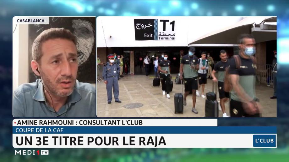 Le Raja a-t-il sauvé sa saison en remportant la Coupe de la CAF?