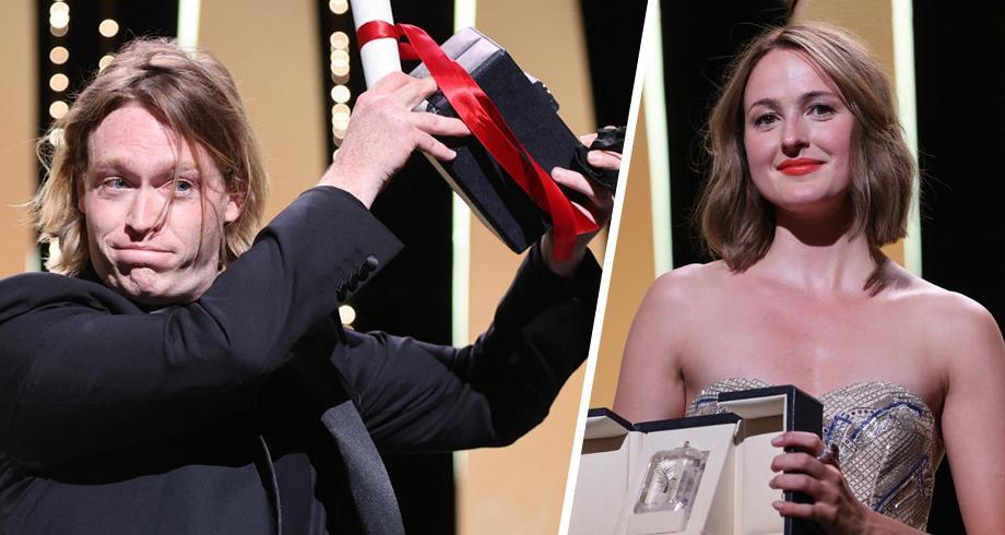"""الأمريكي كاليب لاندري جونز والنرويجية رينات رينسفي يفوزان بجائزتي التمثيل في مهرجان """"كان"""""""