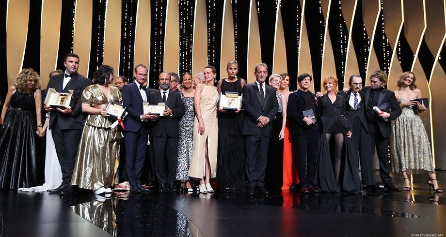 Le Palmarès complet du 74e Festival de Cannes