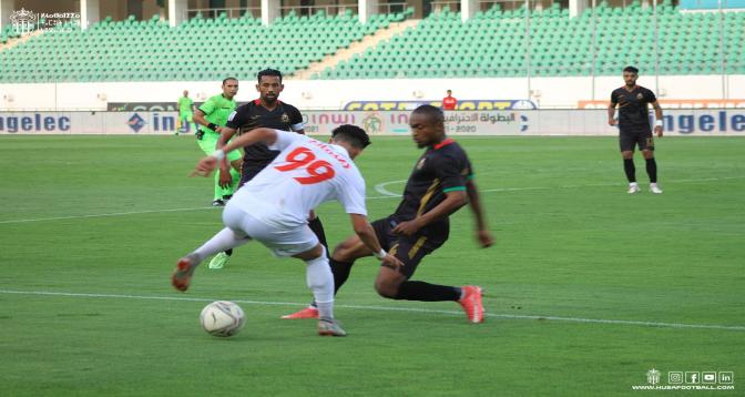 Botola Pro D1: victoire de l'AS FAR sur la pelouse du Hassania d'Agadir
