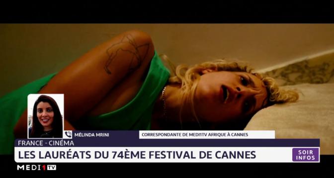 Clôture du 74e festival de Cannes. Le point avec Mélinda Mrini