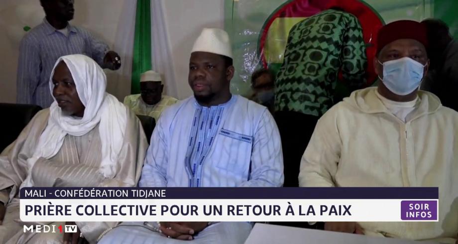 Mali: prière collective pour un retour à la paix