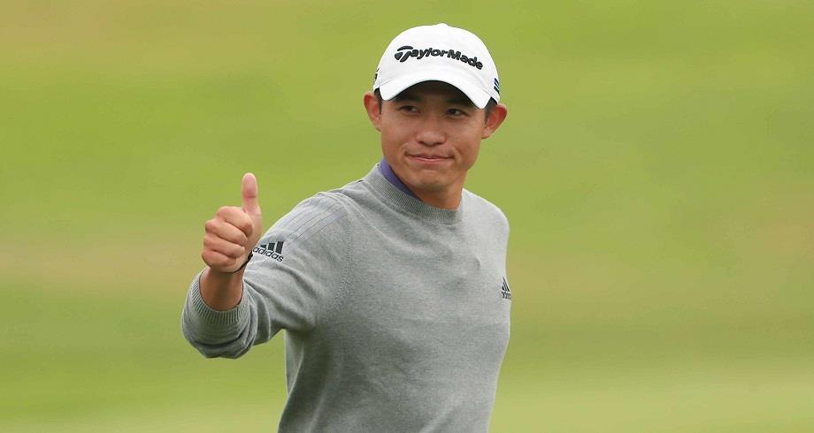 Golf: l'Américain Collin Morikawa remporte le British Open