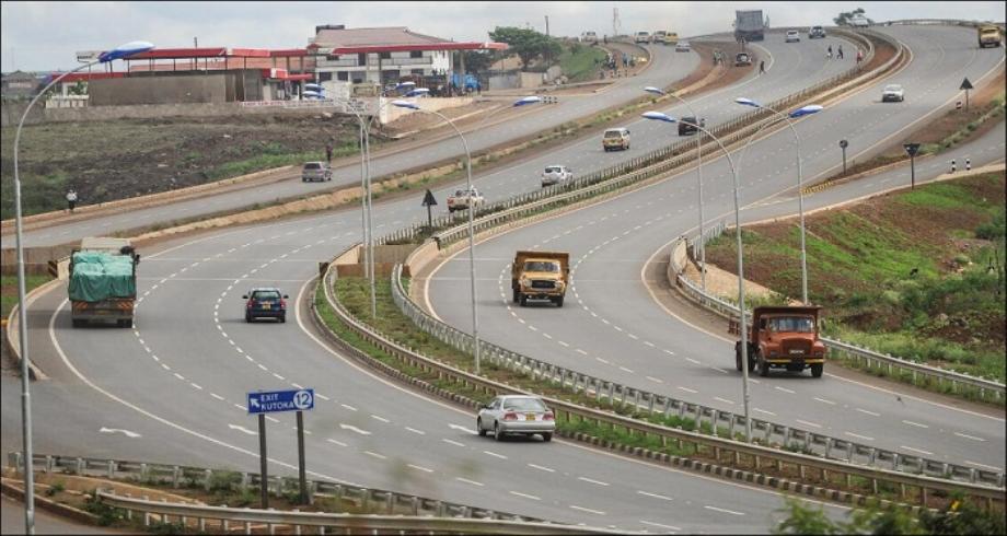 Kenya: la livraison de l'autoroute de Nairobi fixée pour février 2022