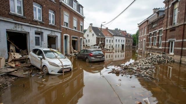 """فيضانات بلجيكا.. مكتب المدعي العام في لييج يفتح تحقيقا في """"جرائم قتل غير متعمد"""""""