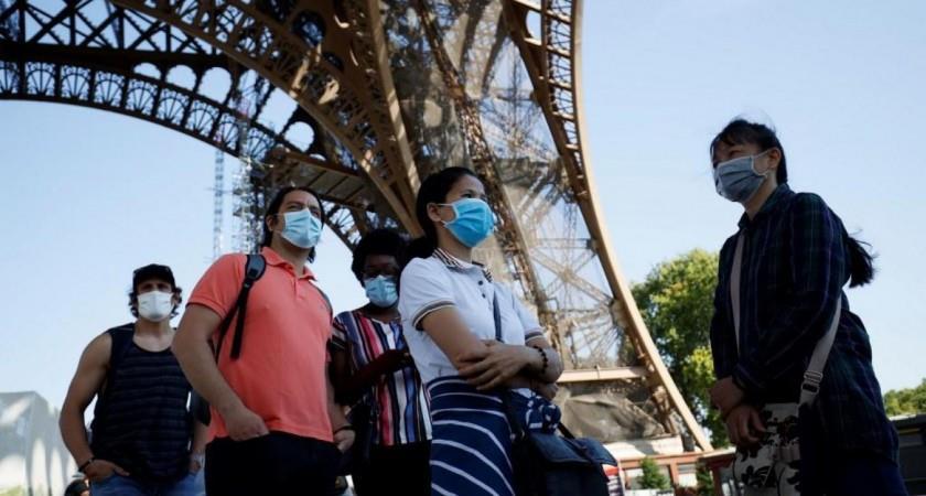 France: 18.000 nouveaux cas en 24 heures