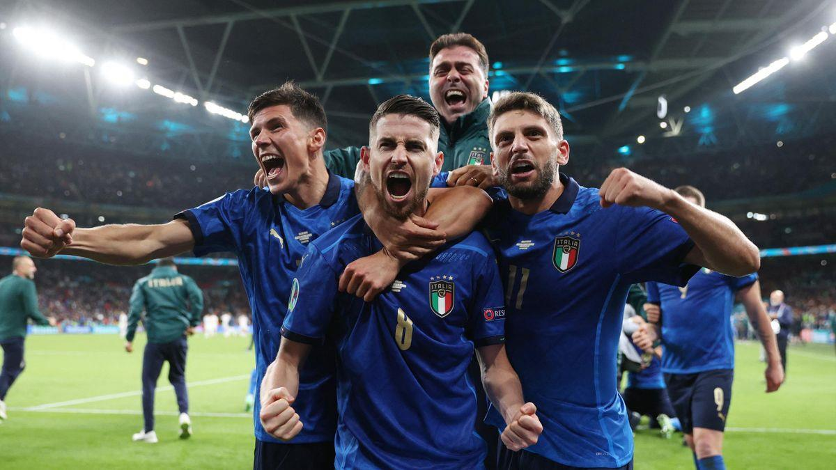 نهائي يورو 2020 لكرة القدم يحطم أرقام المشاهدات في الولايات المتحدة