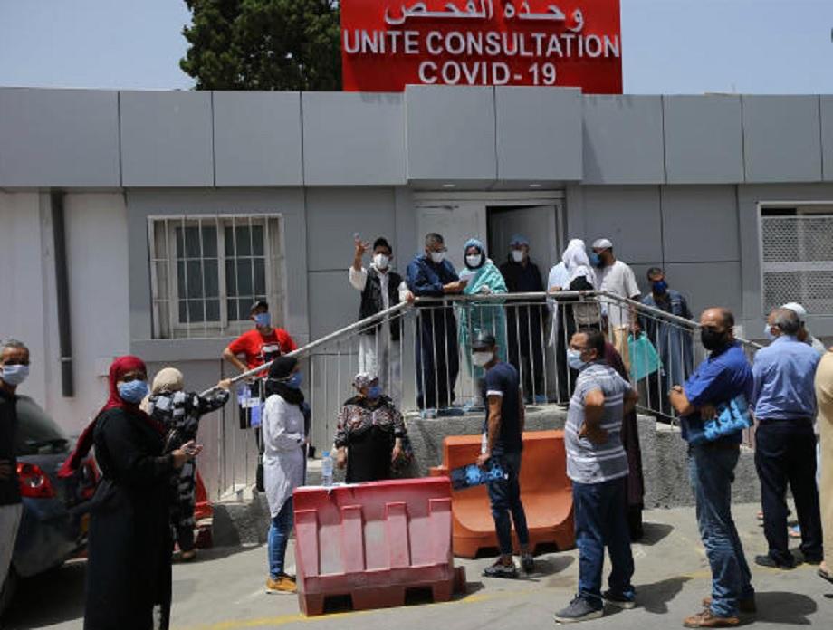 Algérie: forte hausse des contaminations au Covid-19