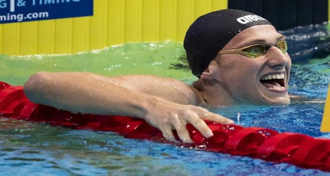 JO de Tokyo: le nageur russe Ilya Borodin forfait pour Covid