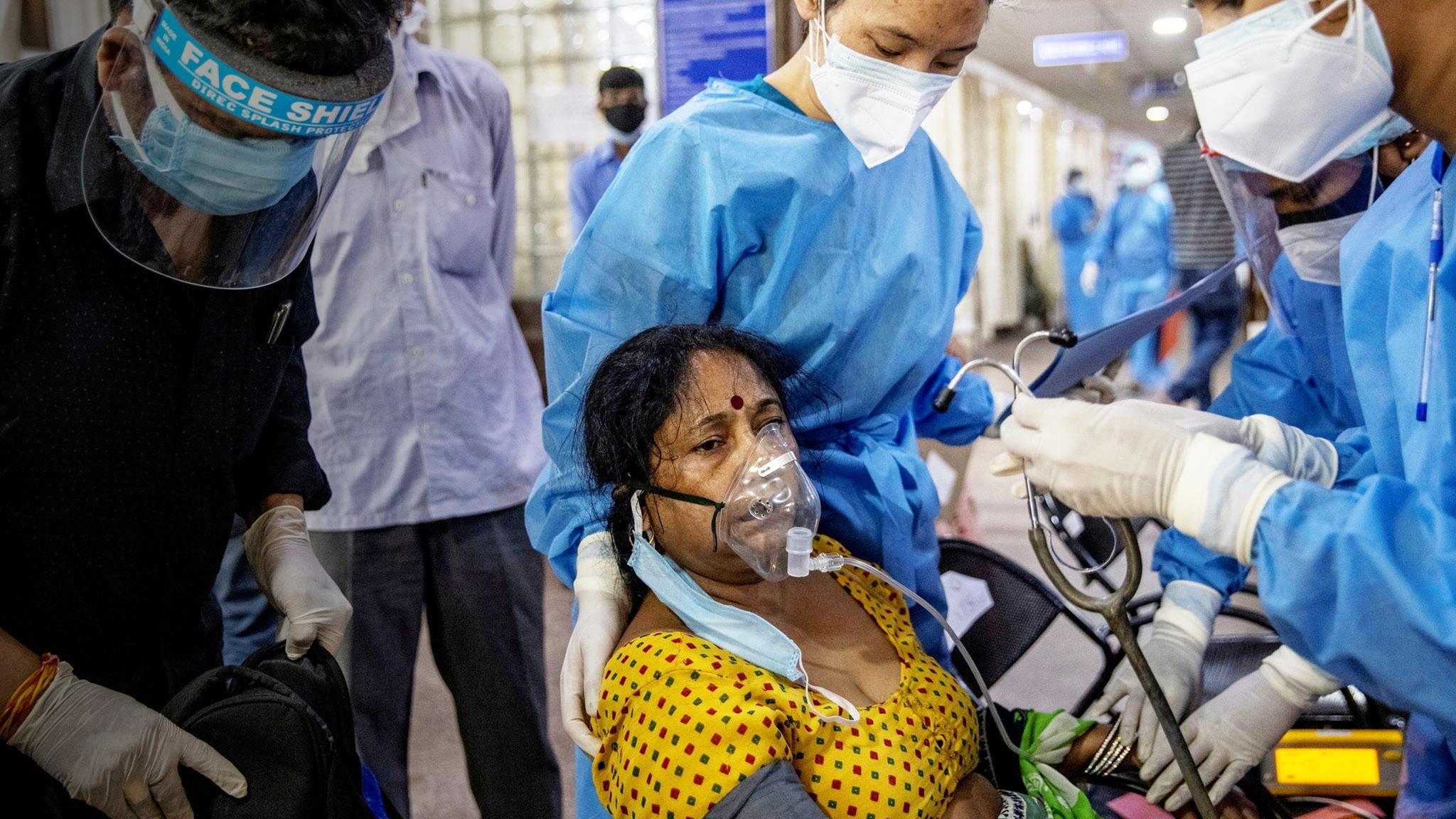 الهند ..أكثر من 45 ألف إصابة بالفطر الأسود في صفوف مرضى فيروس كورونا