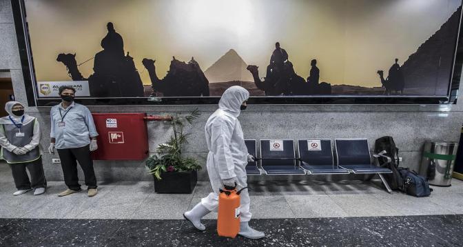 مصر..تمديد حالة الطوارئ ثلاثة أشهر