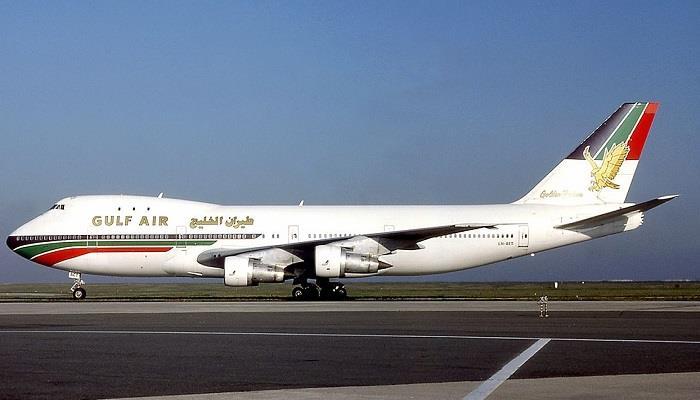 تصادم طائرتين في مطار دبي