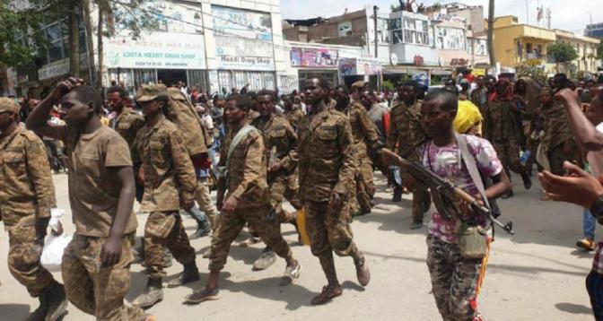 Ethiopie: une vingtaine de morts dans des combats entre les rebelles du TPLF et les forces progouvernementales à Afar près du Tigray