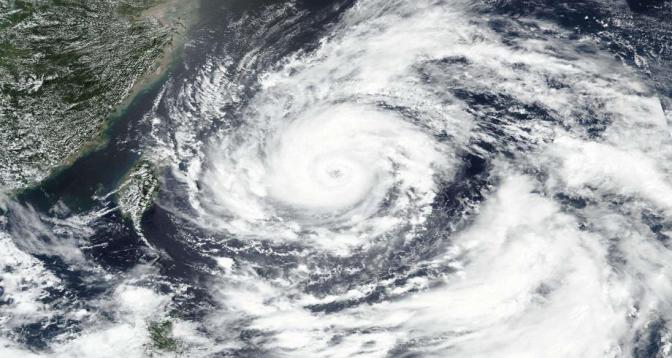 Chine: Le typhon In-Fa touchera terre dans les zones côtières de Zhejiang et Fujian