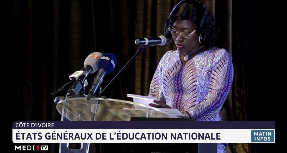 Côte d'Ivoire: états-généraux de l'éducation nationale