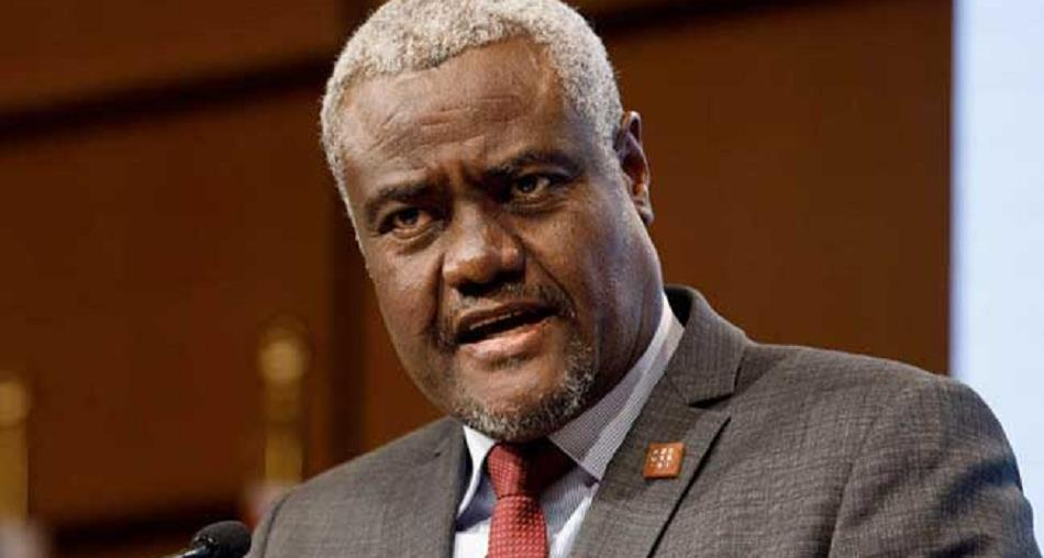 الأمن الصحي.. رئيس مفوضية الاتحاد الأفريقي يثمن عاليا التضامن الفعال لجلالة الملك مع الدول الأفريقية