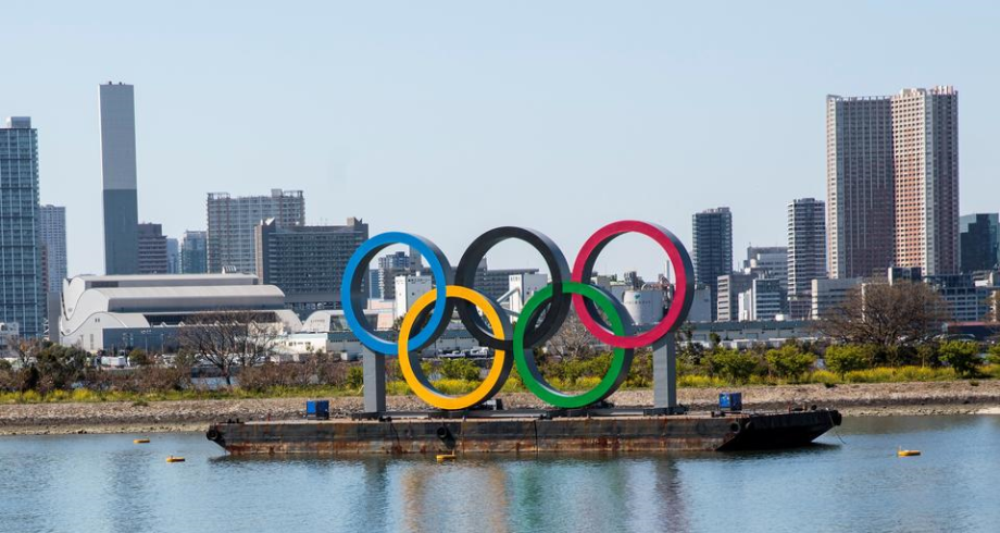 Ouverture officielle des Jeux Olympiques de Tokyo 2020