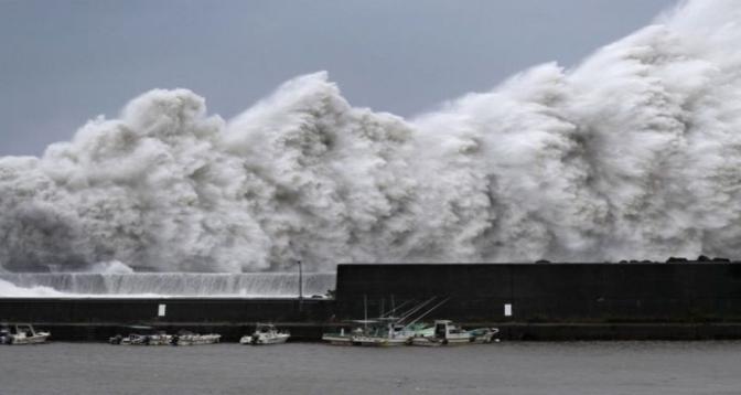 JO-2020: le programme des épreuves olympiques perturbé par un typhon