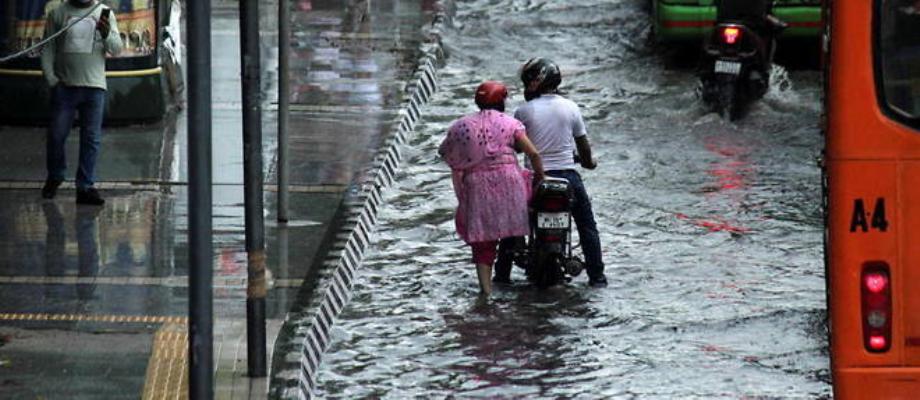 Inde: Au moins 90 morts dans des intempéries dans l'ouest