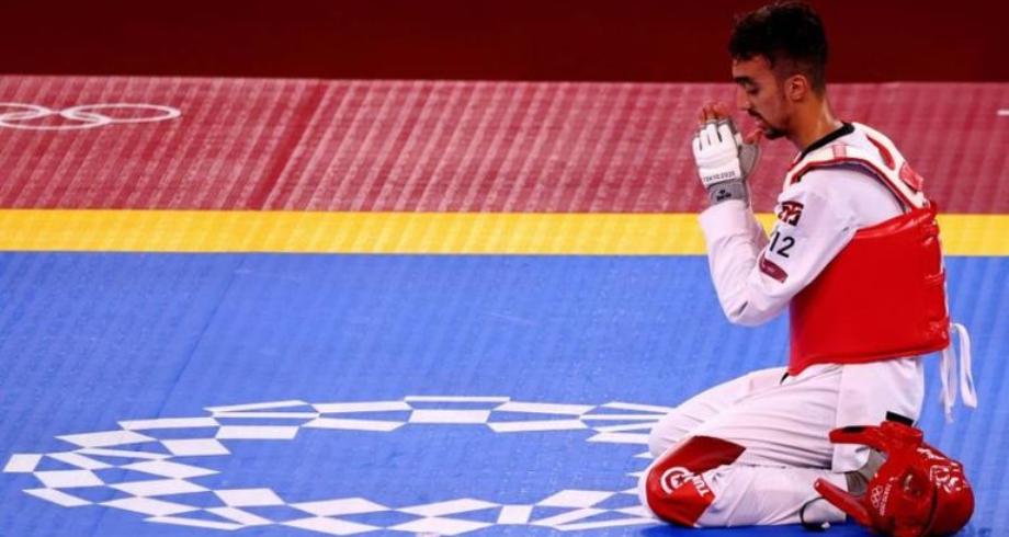 أولمبياد طوكيو -تايكواندو .. التونسي الجندوبي يحصد فضية ويمنح أول ميدالية للعرب