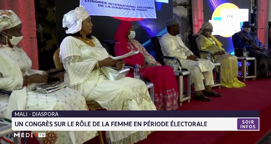 Mali-Diaspora: un congrès sur le rôle de la femme en période électorale