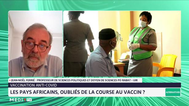 Vaccination anti-Covid: les pays africains, oubliés de la course au vaccin?