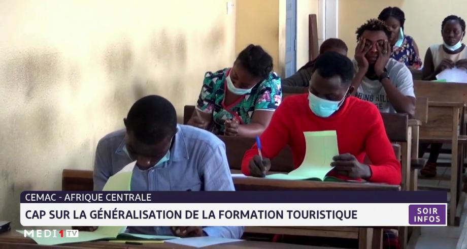 Afrique centrale: cap sur la généralisation de la formation touristique