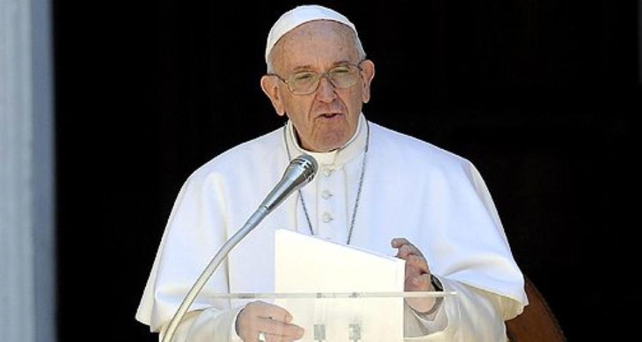 """أولمبياد طوكيو .. البابا فرنسيس يأمل أن تكون الالعاب """"إشارة أمل"""" في زمن الجائحة"""