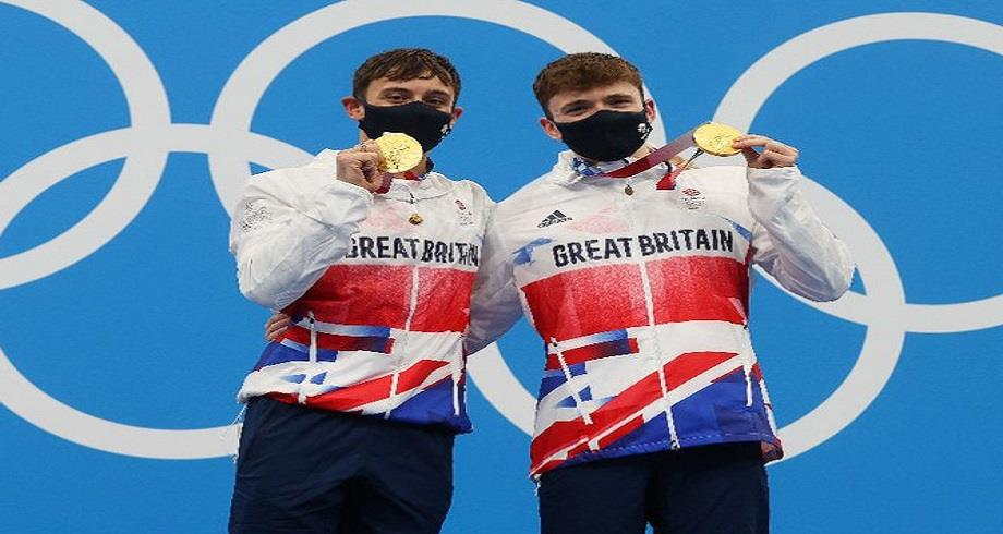 JO-2020: le duo britannique Tom Daley/Matty Lee remporte l'or
