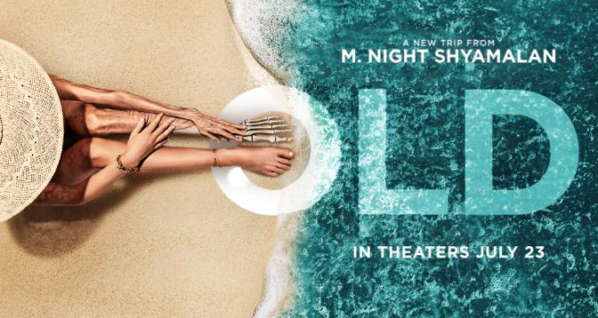 """فيلم م. نايت شيامالان الجديد """"أولد"""" يتصدر شباك التذاكر الأميركي"""