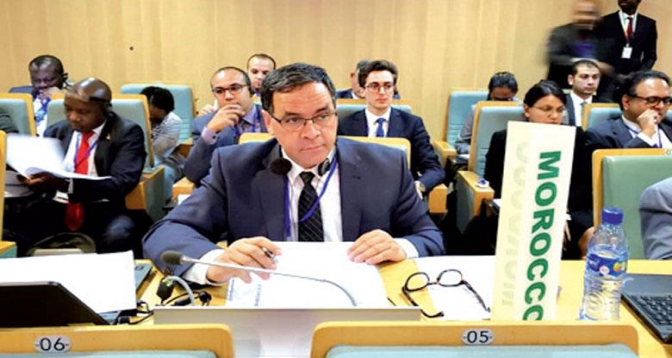 Union africaine: début de la 42eme session ordinaire du COREP avec la participation du Maroc