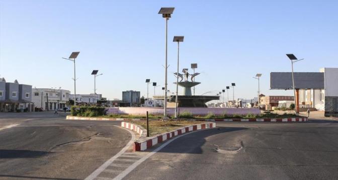 كوفيد- 19 .. تمديد ساعات حظر التجول وإطلاق حملة واسعة للتلقيح بموريتانيا