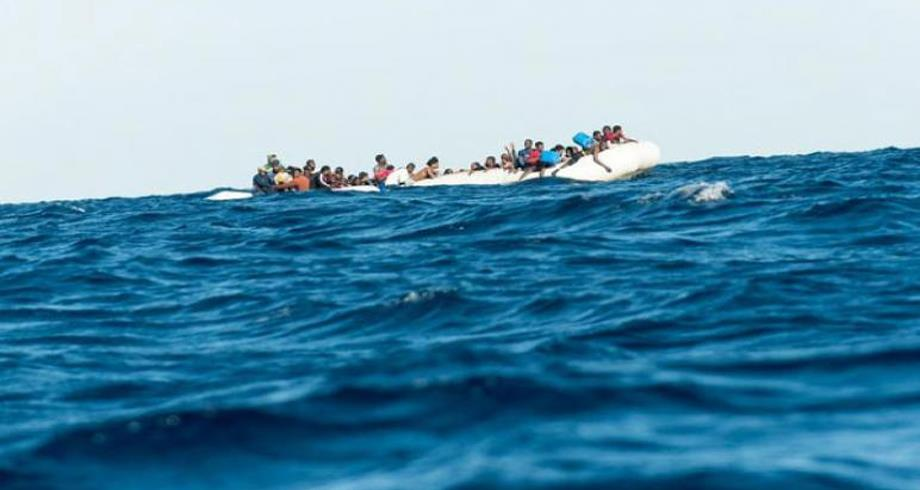 إنقاذ أكثر من 700 مهاجر خلال عطلة نهاية الأسبوع في المتوسط