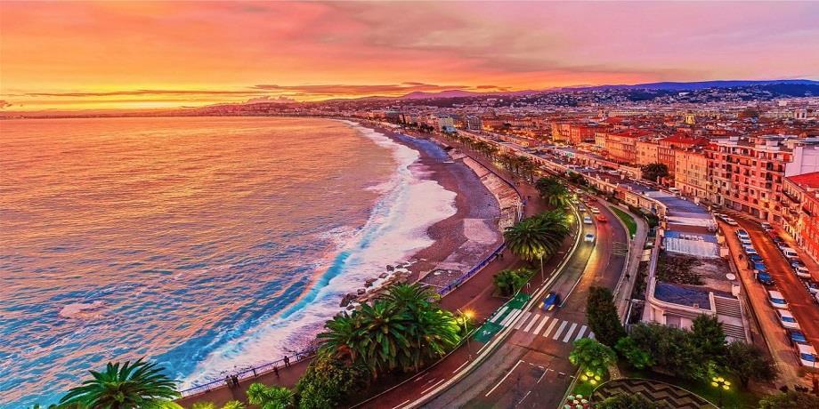Nice, ville de villégiature, intègre la liste du Patrimoine mondial de l'Unesco