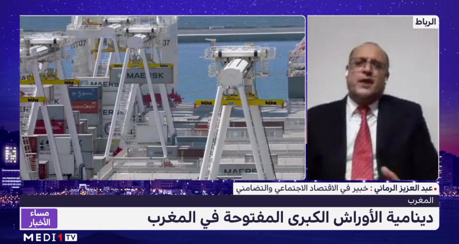 عبد العزيز الرماني يتحدث عن دينامية الأوراش الكبرى المفتوحة في المغرب