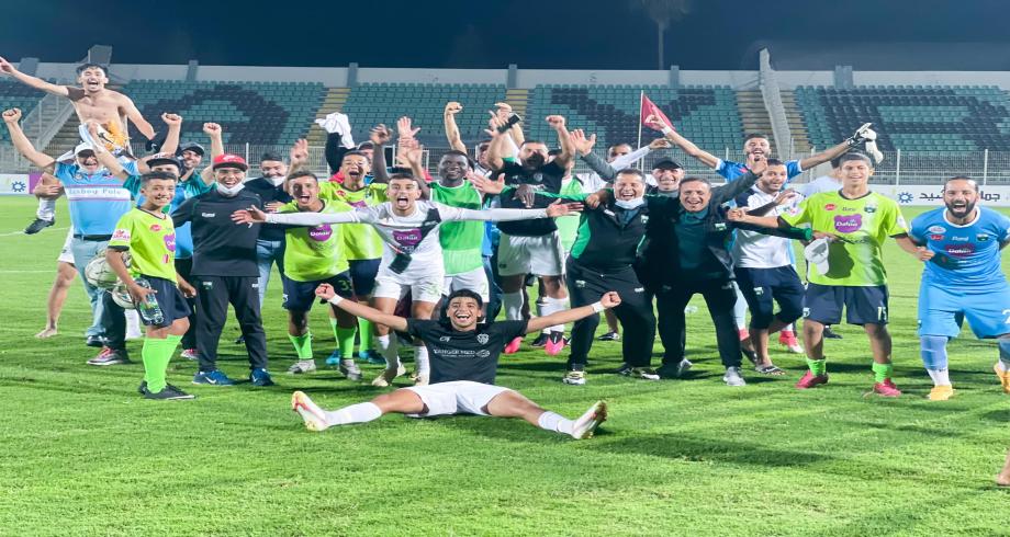 Botola Pro D1: le Youssoufia Berrechid bat l'Ittihad de Tanger