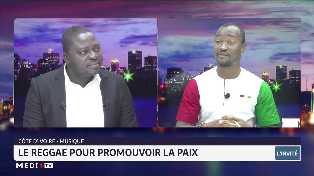 Côte d'Ivoire: le reggae pour promouvoir la paix