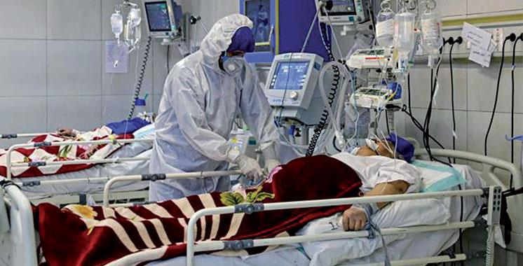 Coronavirus au Maroc: forte hausse des cas en réanimations