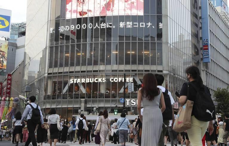 Covid-19: plus de 3.000 cas à Tokyo, un nouveau record