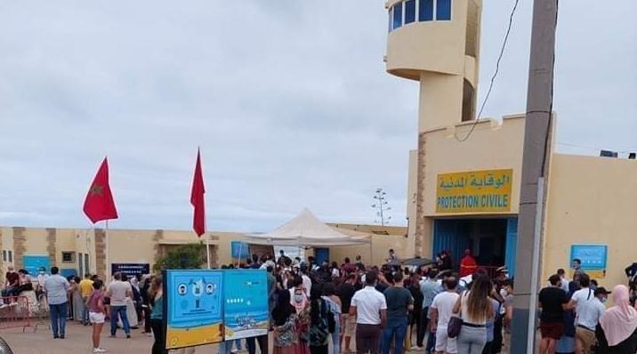 المغرب...مبادرات لاستقطاب الشباب إلى مراكز التلقيح