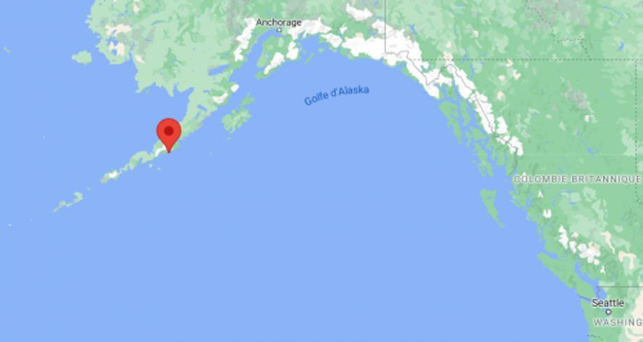 تحذير من خطر وقوع تسونامي بعد زلزال قوته 8,2 درجات قبالة شبه جزيرة ألاسكا الأمريكية