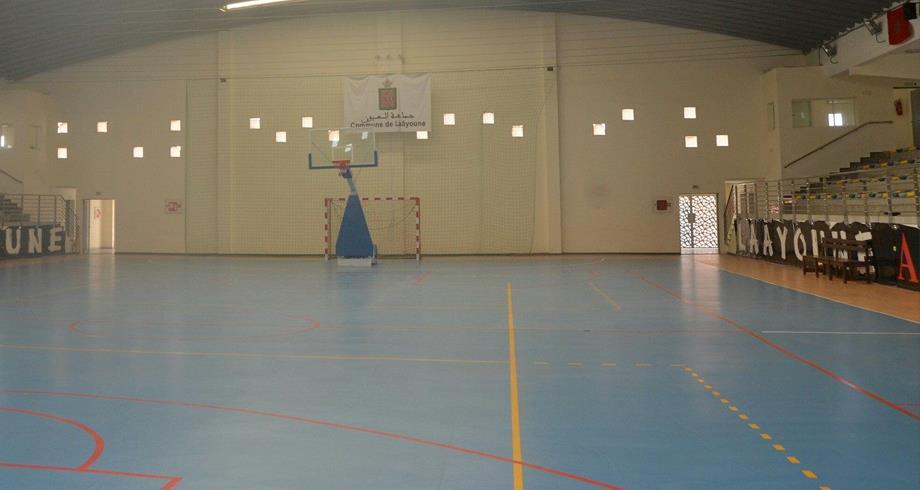 مدينة العيون تحتضن الجمعة نهائي كأس العرش لكرة السلة