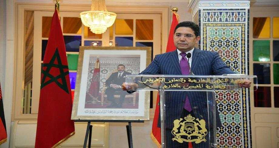 Nasser Bourita: l'inauguration de consulats de pays africains au Sahara est le fruit de la vision éclairée du Roi Mohammed VI