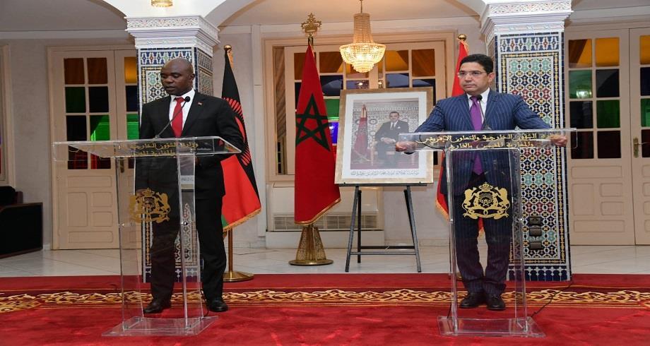 """Eisenhower Nduwa Mkaka réitère le soutien """"indéfectible"""" du Malawi à l'intégrité territoriale du Maroc"""